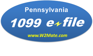 Pennsylvania 1099 State Reporting Rules   E-File PA 1099 Forms